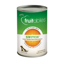 Fruitables SWITCH Food Transition Supplement for Dogs and Cats