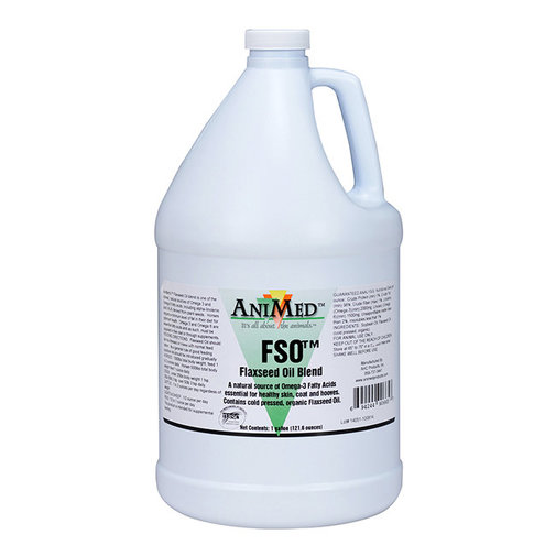 View larger image of FSO Flaxseed Oil Blend Horse Supplement