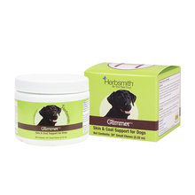 Glimmer Skin and Coat Support Supplement for Dogs