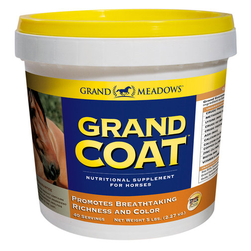 View larger image of Grand Coat Nutritional Supplement for Horses