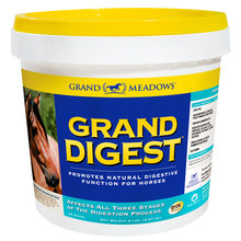 Grand Digest Digestive Supplement for Horses