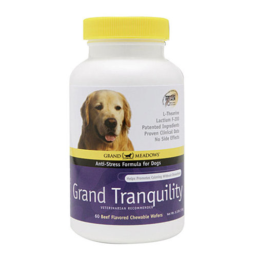 View larger image of Grand Tranquility Dog Supplement
