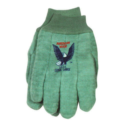 View larger image of Green Fleece Gloves
