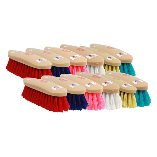 View larger image of Grip-Fit Grooming Brush Display