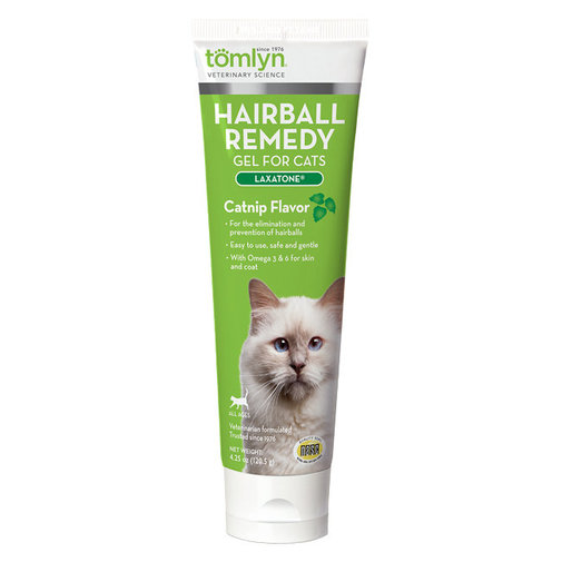 View larger image of Hairball Remedy Gel for Cats (Laxatone)