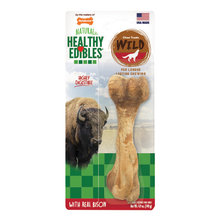 Healthy Edibles Bison Wild Chew Treats