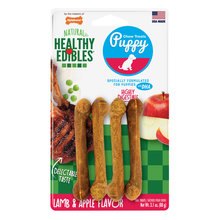 Healthy Edibles Lamb & Apple Puppy Chew Treats