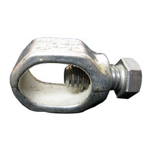 Heavy Duty Ground Rod Clamps