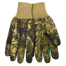 Heavyweight Camouflage Jersey Gloves