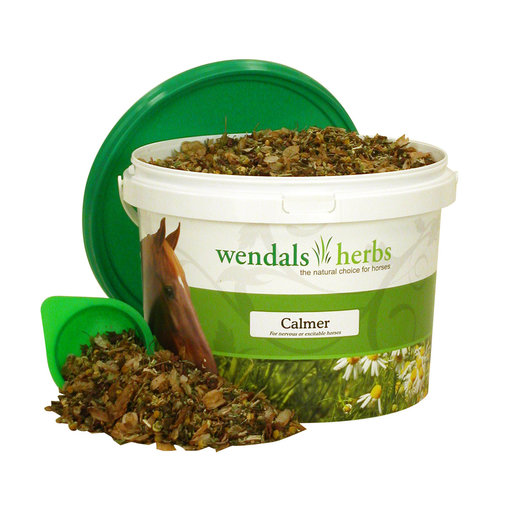 View larger image of Herbal Calmer for Horses