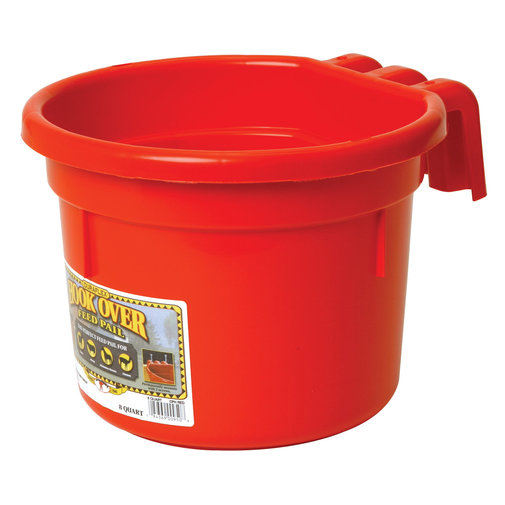 View larger image of Hook Over 8 Quart Pail Feeder