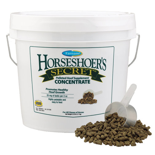 View larger image of Horseshoer's Secret Concentrate Hoof Supplement
