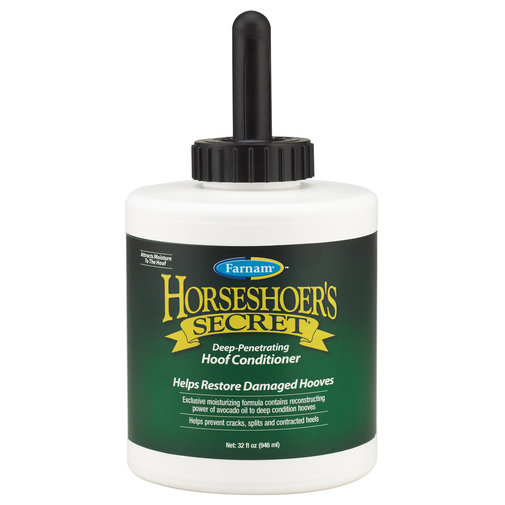 View larger image of Horseshoer's Secret Deep-Penetrating Hoof Conditioner