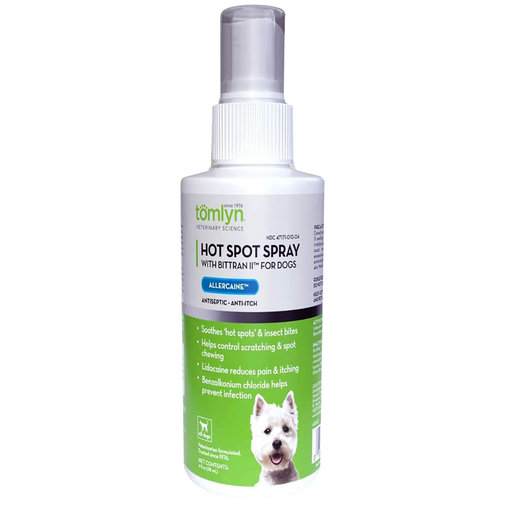 View larger image of Hot Spot Spray (Allercaine) for Dogs