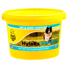 HylaRX Hip & Joint Soft Chews for Dogs