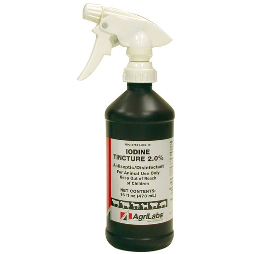 View larger image of Iodine Tincture 2%