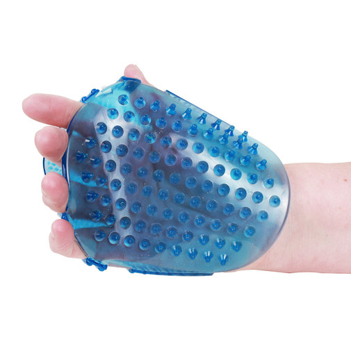 View larger image of Jelly Scrub Mitt