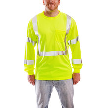 Job Sight High-Visibility Long Sleeve T-Shirt