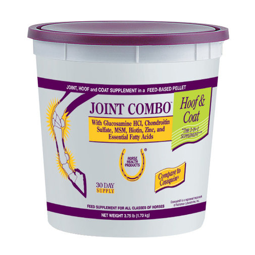 View larger image of Joint Combo Hoof & Coat Supplement for Horses