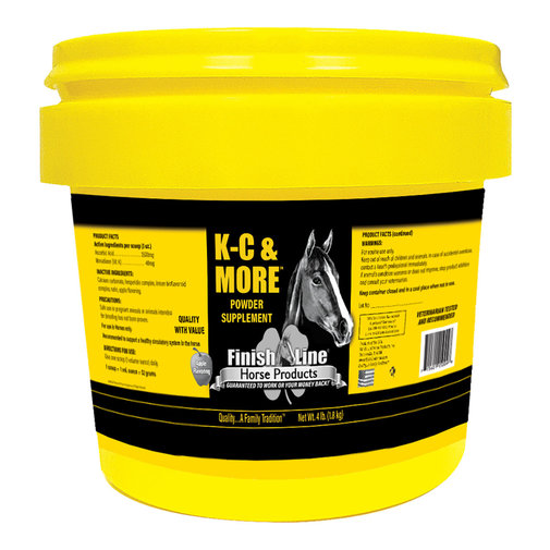 View larger image of K-C & More Horse Supplement