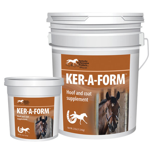 View larger image of Ker-A-Form Hoof and Coat Supplement for Horses