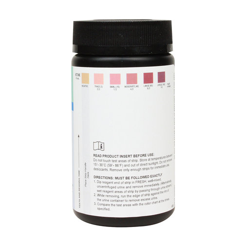 View larger image of Ketone Strips for Urinalysis