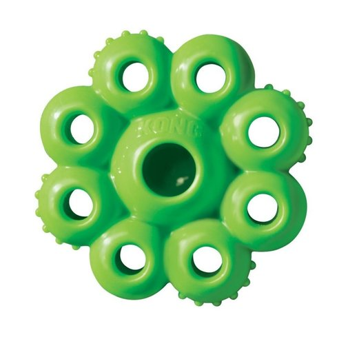 View larger image of KONG Quest Star Pods Dog Toy