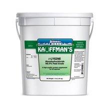 l-Lysine 98.5% Feed Grade for Horses