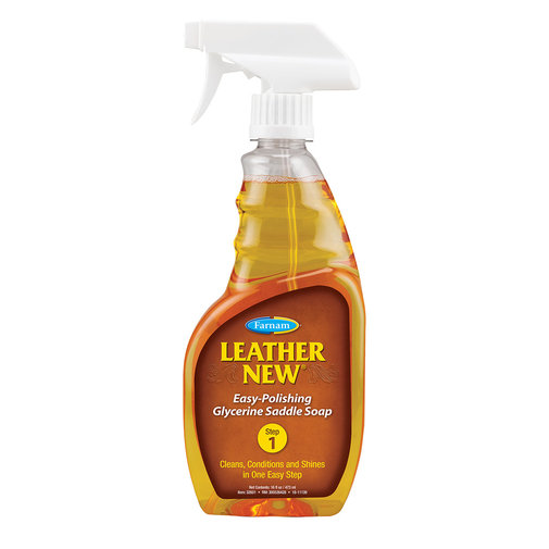 View larger image of Leather New Easy-Polishing Liquid Glycerine Saddle Soap