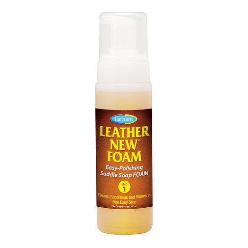View larger image of Leather New Foam Cleaner