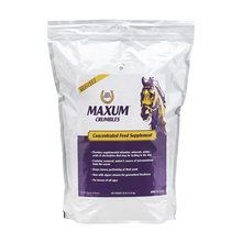 Maxum Crumbles Concentrated Feed Supplement for Horses