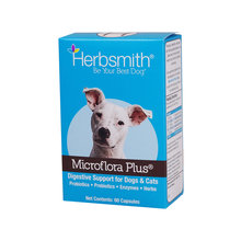 Microflora Plus Digestive Support for Dogs & Cats