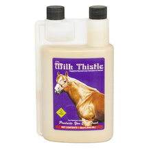 Milk Thistle Horse Supplement