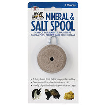 Mineral & Salt Spool with Hanger