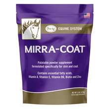 Mirra-Coat Skin and Coat Supplement for Horses and Dogs