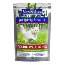 Missing Link Pet Kelp Formula Feline Well-Being