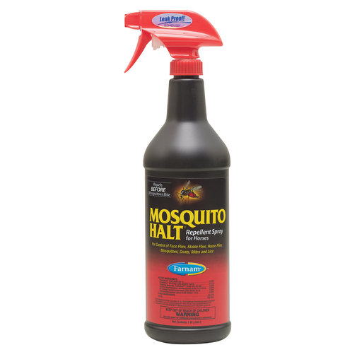 View larger image of Mosquito Halt Repellent Spray for Horses