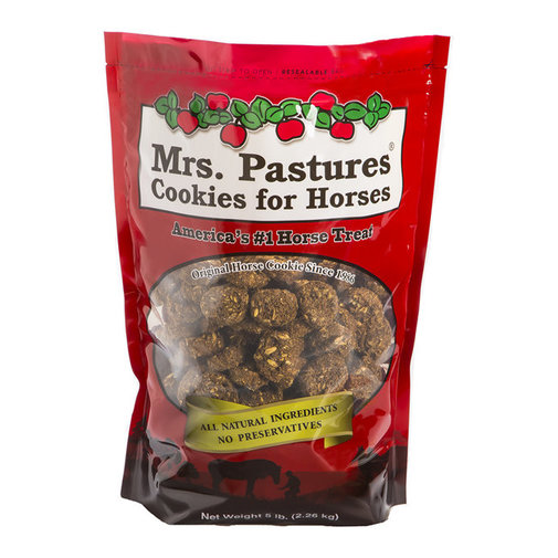 View larger image of Mrs. Pastures Natural Horse Treat Cookies