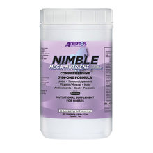 Nimble Mega-Nutrient 7-in-One Nutritional Supplement for Horses