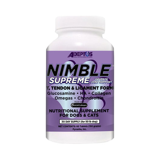 View larger image of Nimble Supreme Ultimate Joint Support for Dogs & Cats