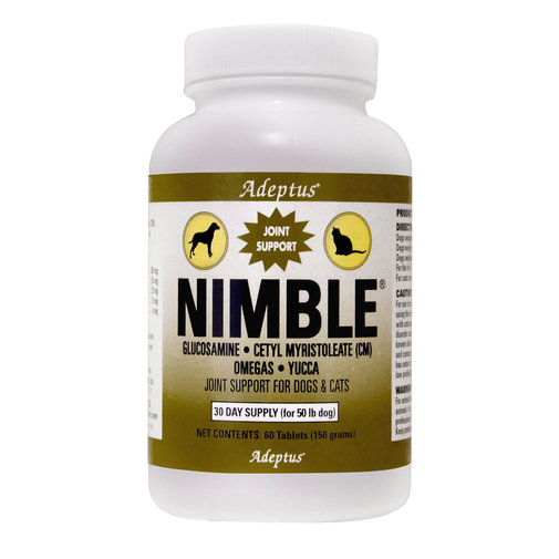 View larger image of Nimble Ultimate Joint Support for Dogs & Cats