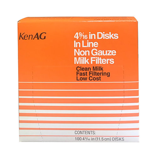 View larger image of KenAg Non-Gauze Milk Filter Disks
