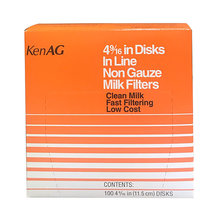 KenAg Non-Gauze Milk Filter Disks
