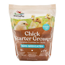 Non-Medicated Chick Starter