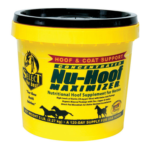 View larger image of Nu-Hoof Maximizer Hoof Supplement for Horses