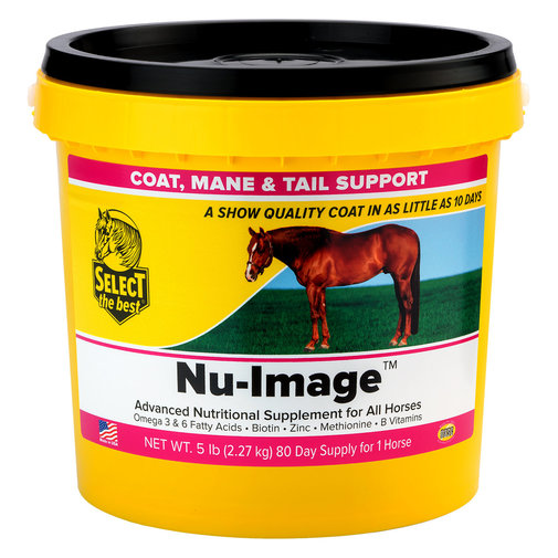 View larger image of Nu-Image Hoof & Coat Support for Horses