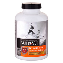 Nutri-Vet Brewers Yeast Chewables for Dogs