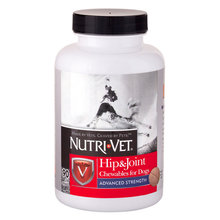 Nutri-Vet Hip & Joint Advanced Strength Chewables for Dogs