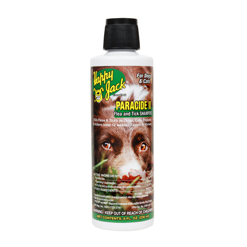 View larger image of Paracide II Flea and Tick Shampoo