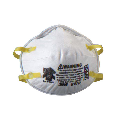 View larger image of Particulate Respirators N95